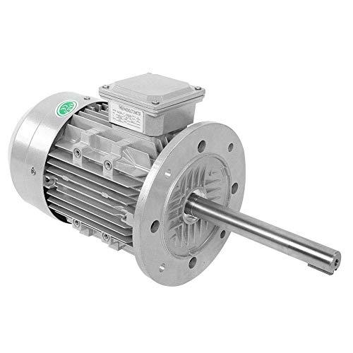 MOZUSA Motor trifásico, 220 / 380V 1100W 1400rpm alta calidad Reemplazo del motor trifásico de accesorios for soldar de flujo Hornos Calderas Hornos de túnel herramientas industriales