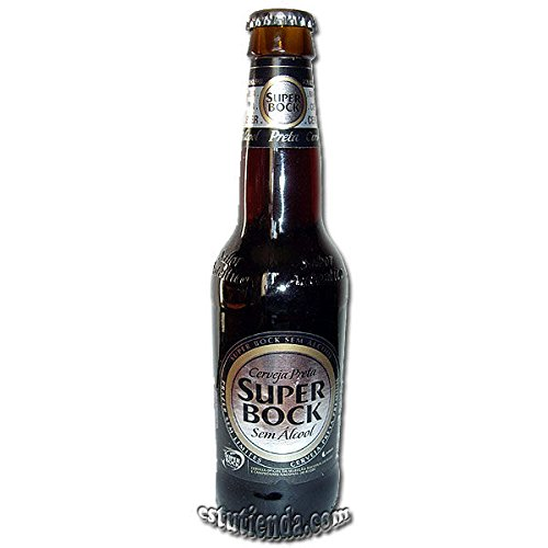 Super Bock Sin Alcohol Negra - 33CL