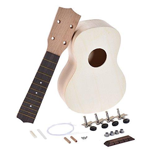 Ammoon Ukelele Guitar DIY Kit