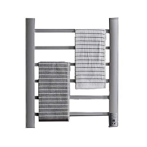 AGGF Toallero de baño Estante con calefacción eléctrica Termostático 50 & deg;2...