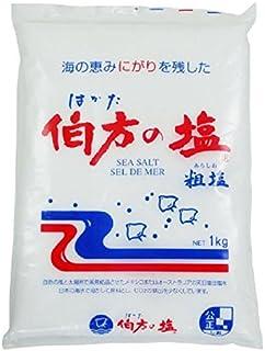 伯方塩業 伯方の塩(粗塩) 1kg