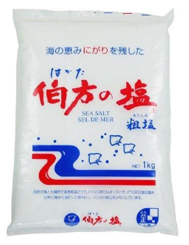 伯方塩業 伯方の塩 1袋 1kg 伯方塩業