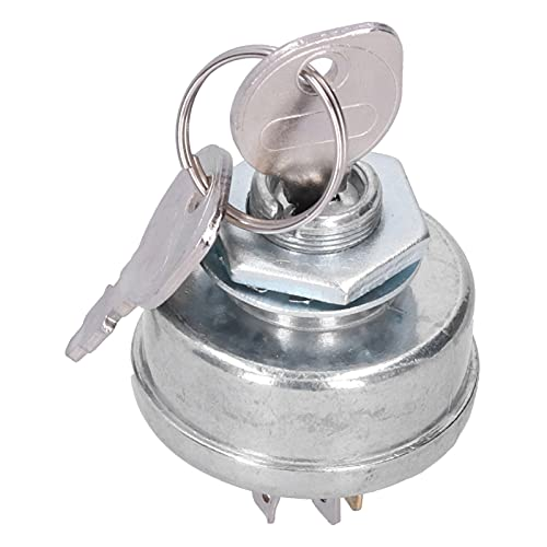 Interruptor de arranque, fuerte conductividad eléctrica, cortacésped, encendido, interruptor de arranque, cobre...