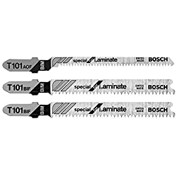 The Bosch Laminate Flooring Jigsaw Blades.