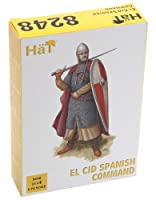 Hat 1/72 El Cid Spanish Command 8248