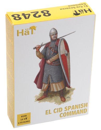Unbekannt hät 8248–1/72 EL CID spanisches Commande