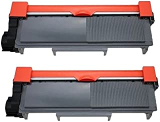 EXTRAPRINT 2-Pack Compatible Toner Cartridge for Brother TN2350 TN-2350 Compatible with Brother HL-L2300D HL-L2305W HL-L23...