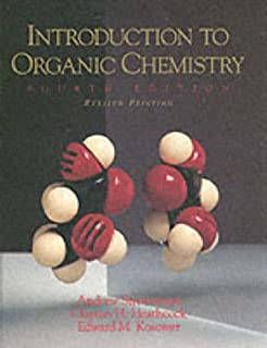 Introduction to Organic Chemistry, Revised Printing