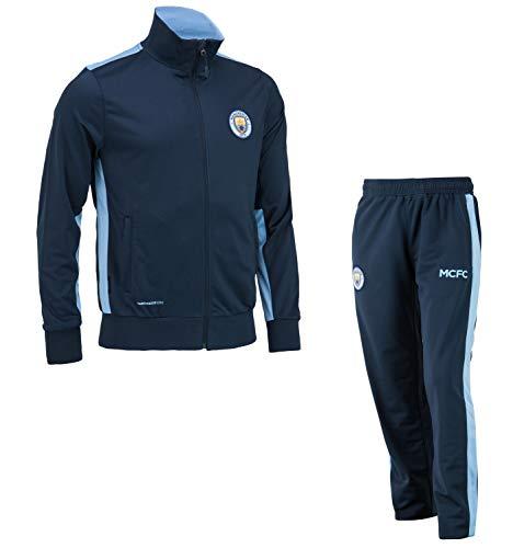 Manchester City Sweatuit officiële collectie - jongenmaat