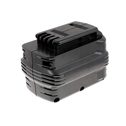 Batería para Dewalt Taladro percutor DW005, 24V, NiCd