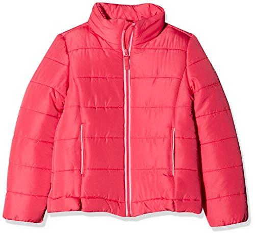 ESPRIT KIDS Mädchen Rp4200307 Outdoor Jacket Jacke, Rosa (Strawberry 342), (Herstellergröße: 128+)