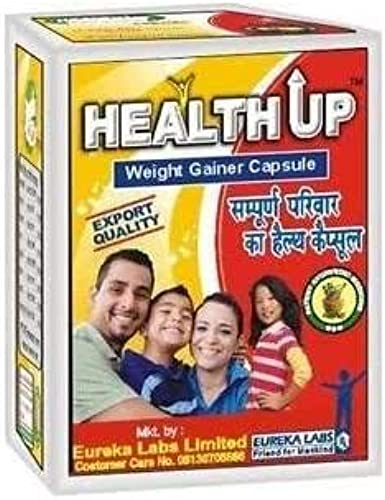 Eureka Labs Health Up Capsule 60 Capsules