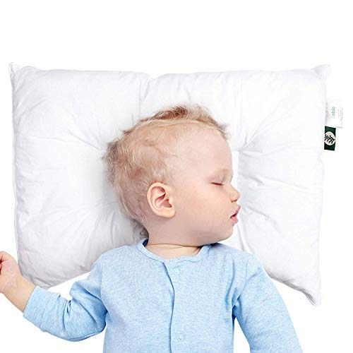 [ 2 Pack ] Baby Toddler Pillows for Sleeping $10.31 (48% Off)