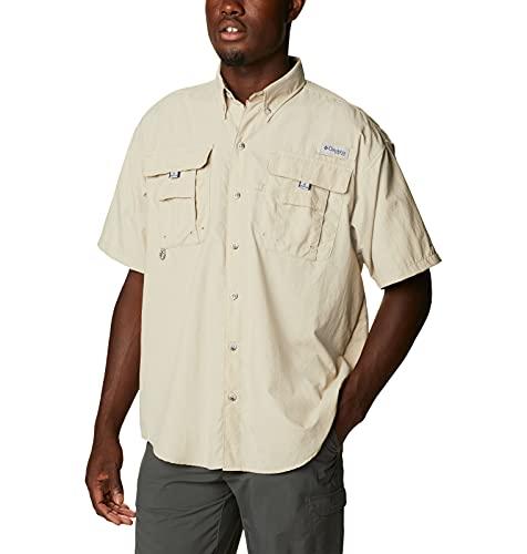 Columbia Bahama II - Camisa de Manga Corta para Hombre, Talla S, Color XL