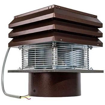 Extractor de humo Extractores de humo para chimeneas para barbacoa Aspirador de humos para chimenea extractor de chimenea modelo base redondo de 30 cm 300 mm: Amazon.es: Bricolaje y herramientas