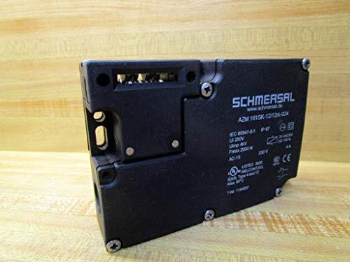 Schmersal Sicherheitszuhaltung AZM161SK-12/12rk-024 Positionsschalter mit Zuhaltung 4030661205144