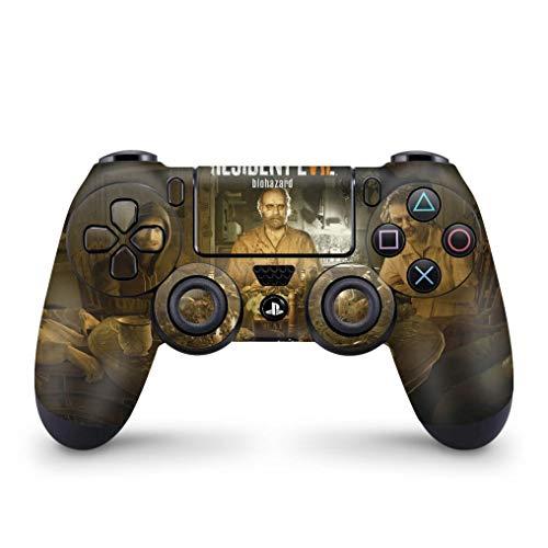 Skin Adesivo para PS4 Controle - Resident Evil 7: Biohazard