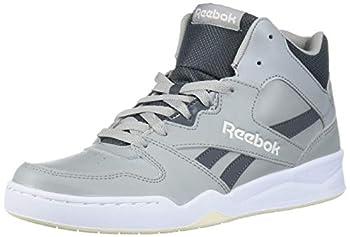 Reebok mens Royal Bb4500 Hi2 Sneaker True Grey/Chalk/Cream White 7.5 US