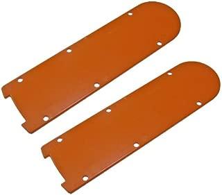 Ridgid R4110 Miter Saw (2 Pack) Replacement Throat Plate # 089036005118-2pk