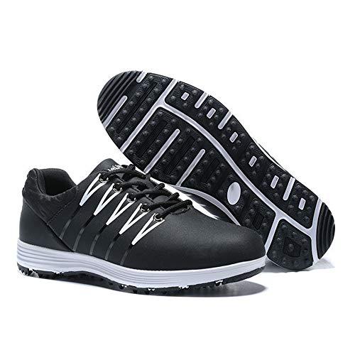 Zapatos de Golf Hombre Impermeables Marca XFQ