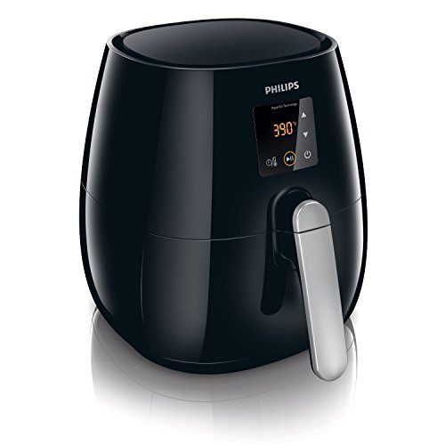 Philips Digital Airfryer Viva Healthy Fry, Cook, Bake, Grill with Double Layer rack, HD9230/26