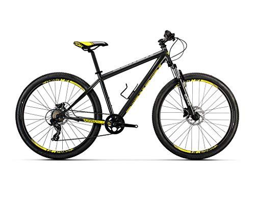 """Conor 6000 Disc 27,5"""" Bicicleta, Adultos Unisex, Negro (Negro), M"""
