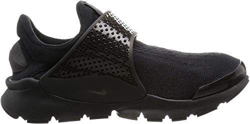 Nike Men Sock Dart Shoe (Black/Black-Volt) Size 11 US