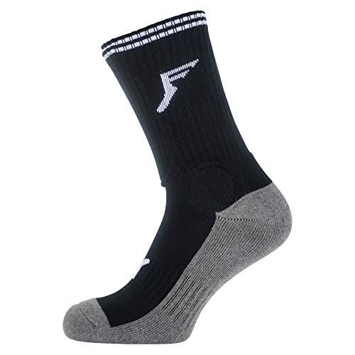 Footprint Socken Painkiller Shin Socks (Black Grey) L