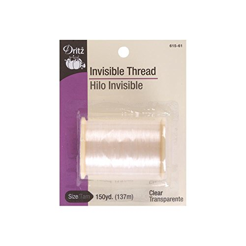 Dritz 615-61 Invisible Thread, 150-Yards