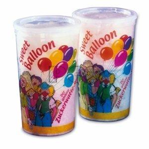 6000 ml frische Zuckerwatte wie auf dem Jahrmarkt