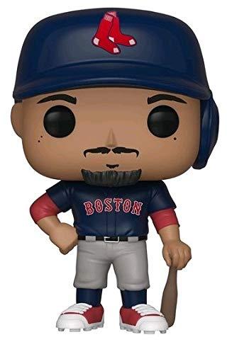 Funko Mookie Betts Boston Red Sox POP Exclusive Figurine