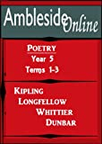 AmblesideOnline Poetry, Year 5, Terms 1-3