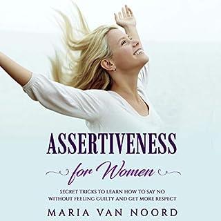 Assertiveness for Women audiobook cover art
