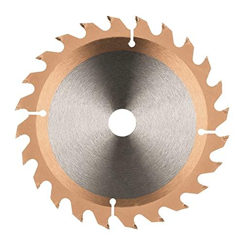Tiempo DE ZUAN 160mm Tcc Hoja de Sierra Circular for Madera de plástico acrílico Hoja de Sierra de carpintería 16/24/30/60 / 80T T ICN Disco de Corte Revestido (Color : 160x20x16T)