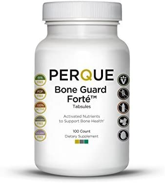 Large discharge sale PERQUE Bone Guard 100 Forte Count Max 72% OFF