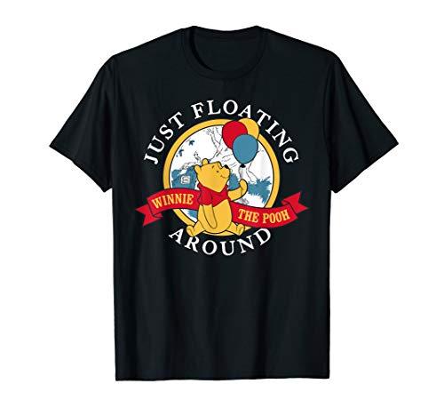 Disney Winnie the Pooh Floating Around T-Shirt