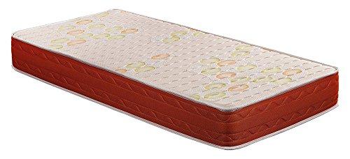 Colchón viscoelástico, 90 x 190 x 23 cm, no transmite ni frío ni calor, máxima ventilación, antiácaros - SmartCell Visco Plus (Otras medidas disponibles)