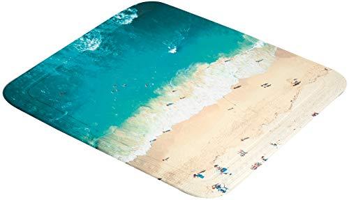 Kleine Wolke Duscheinlage Waikiki Multicolor: Maße ca. 55 x 55 cm