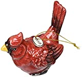 Fitz and Floyd Collectible Bell, Cardinal Christmas