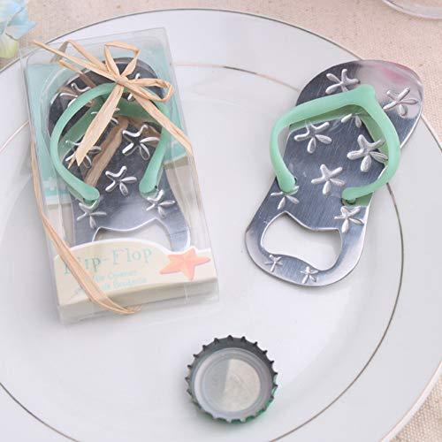 Sea Stars gesneden Flip Flop flesopeners bruiloft gunsten baby douche geschenken verjaardagsfeest gunsten souvenir…