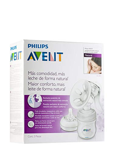 Avent Extractor de Leche Confort Manual Scf330/20 125 ml
