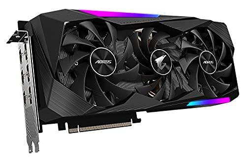 Gigabyte AORUS GeForce RTX 3070 Master 8GB V2 LHR Grafikkarte