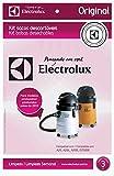 Kit 3 Sacos para Aspirador de pó, 20,9L, Electrolux