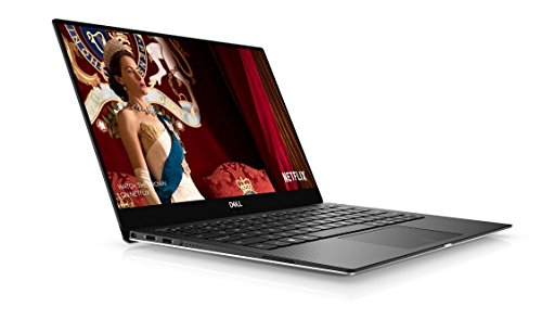 "2018 Dell XPS 9370 Laptop, 13.3"" 4K UHD InfinityEdge Touch Display, 8th Gen Core i7-8550U, Fingerprint Reader Thunderbolt, Plus Best Notebook Stylus pen light (512GB SSD