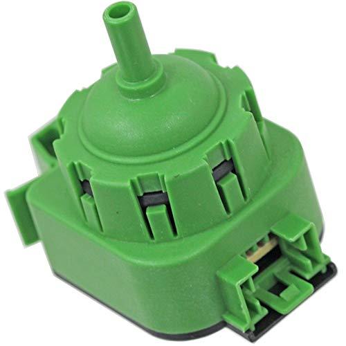 Spares2go - Pressostato lineare per lavatrice compatibile con Indesit (verde)