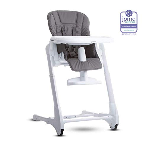 JOOVY Foodoo High Chair, Charcoal