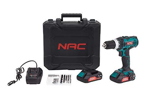 NAC NEW AMERICAN CONCEPT CDB2-LI-20V - Taladro atornillador