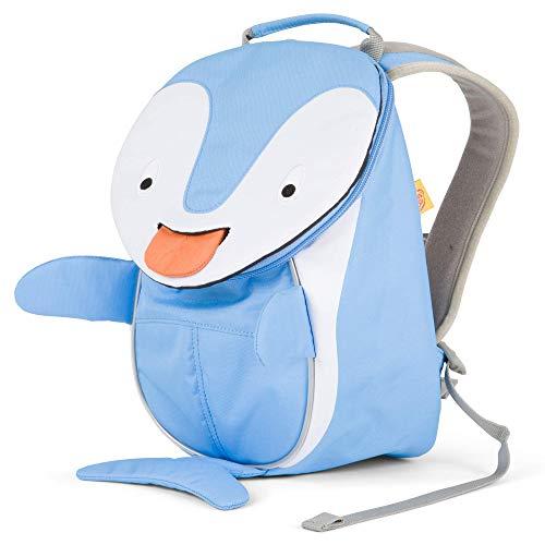 Affenzahn Kinderrucksack für 1-3 Jährige im Kindergarten - Delfin