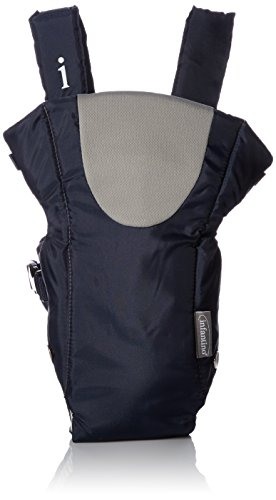 Infantino Cozy Premium Baby Carrier, Size 8-25 Pounds, Green Dot