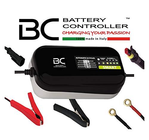 BC Battery Controller 700BCS2000 BC Smart 2000 Chargeur de Batterie Automatique pour Voitures et Motos 12 V 2 A